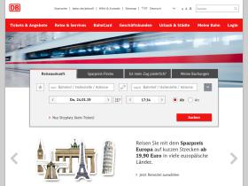 Deutsche Bahn Studentenrabatt